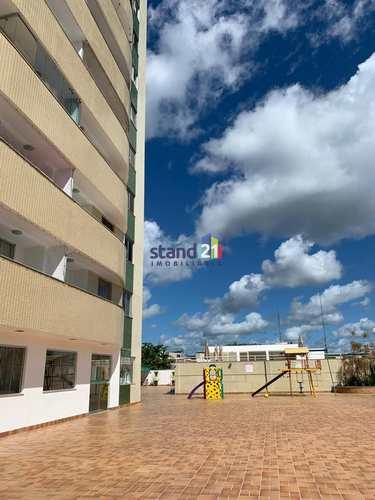 Apartamento, código 366 em Itabuna, bairro São Caetano