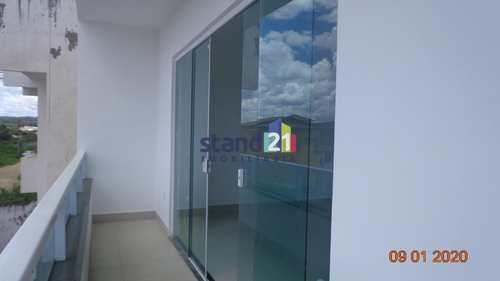 Apartamento, código 498 em Itabuna, bairro Parque Verde