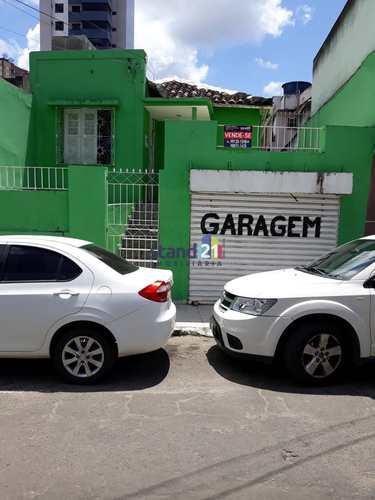 Casa, código 614 em Itabuna, bairro Centro