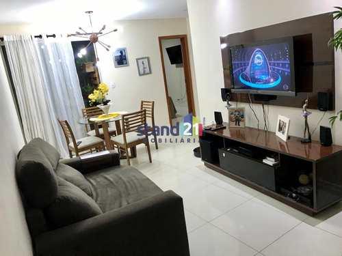 Apartamento, código 707 em Itabuna, bairro Pontalzinho