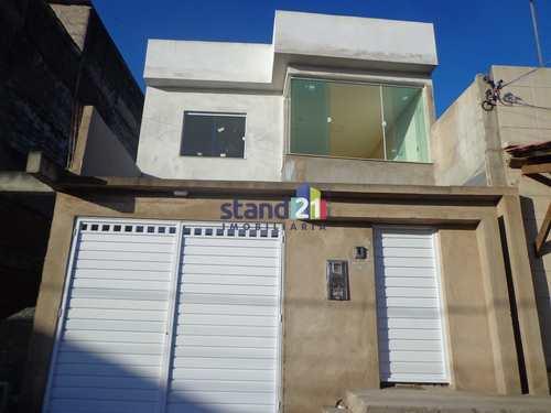 Casa, código 775 em Itabuna, bairro Sarinha Alcântara