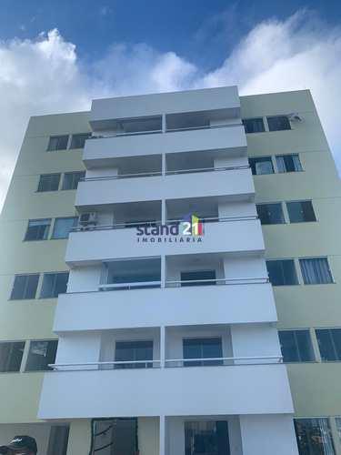 Apartamento, código 790 em Itabuna, bairro Jardim Grapiúna