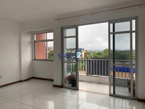 Apartamento, código 826 em Itabuna, bairro Alto Maron
