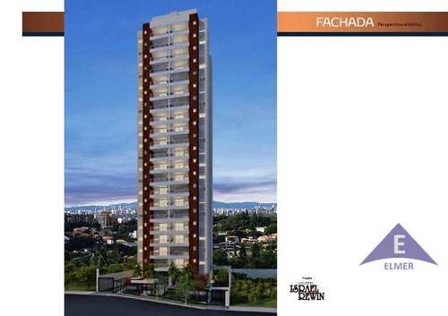 Apartamento, código 28 em São Paulo, bairro Sumaré
