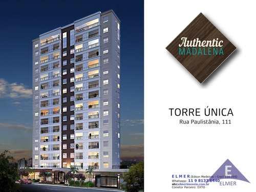 Apartamento, código 288 em São Paulo, bairro Sumarezinho