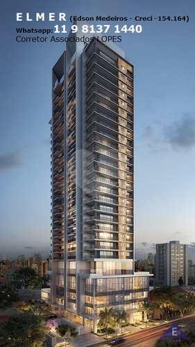 Apartamento, código 316 em São Paulo, bairro Pinheiros