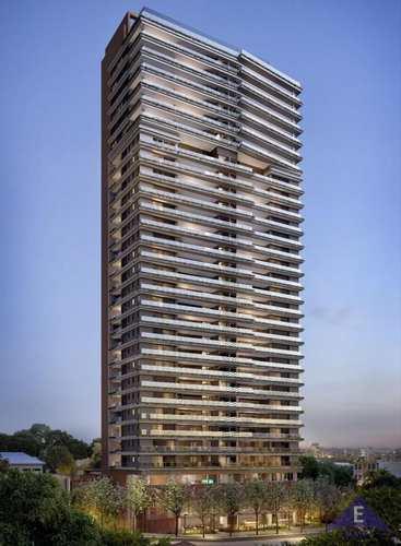 Apartamento, código 206 em São Paulo, bairro Cerqueira César