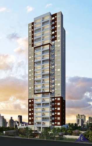 Apartamento, código 46 em São Paulo, bairro Lapa