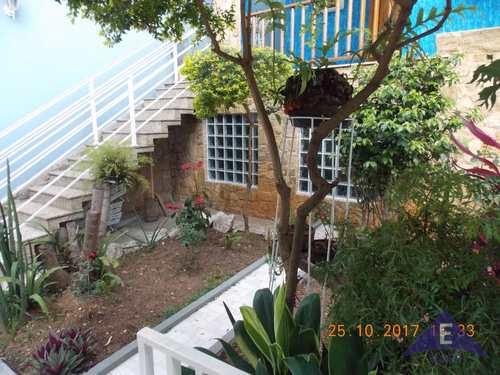 Sobrado, código 138 em São Paulo, bairro Parque Vitória