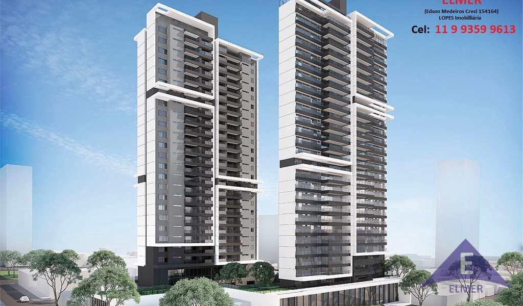 Apartamento em São Paulo, bairro Água Branca