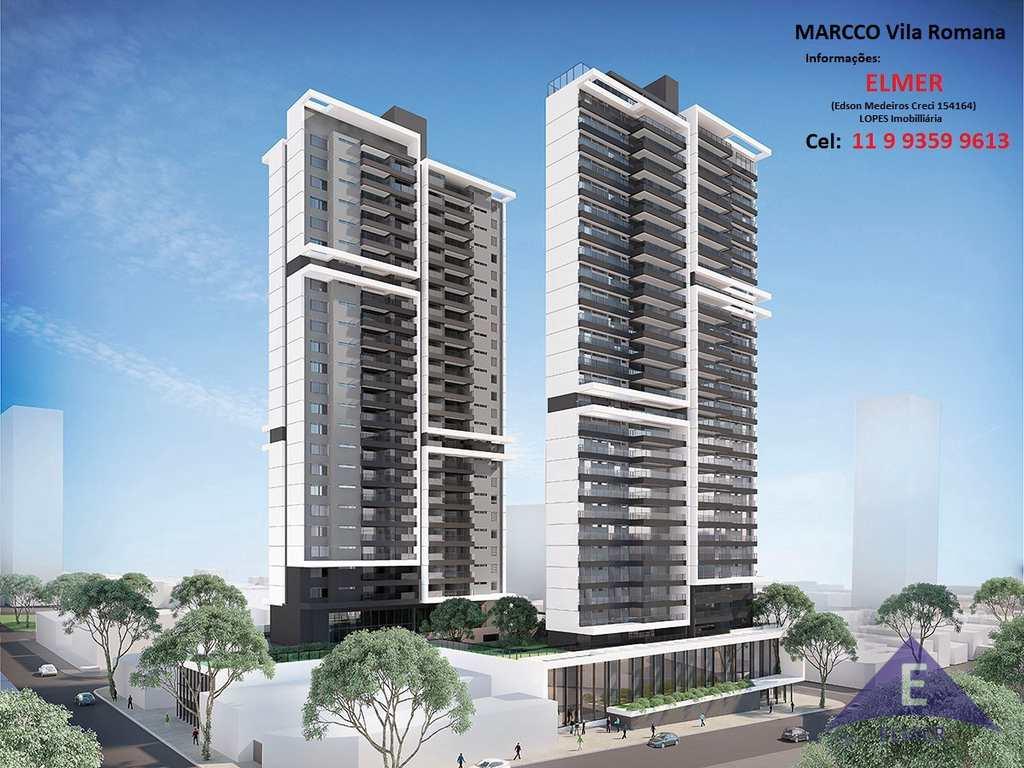 Apartamento em São Paulo, no bairro Água Branca