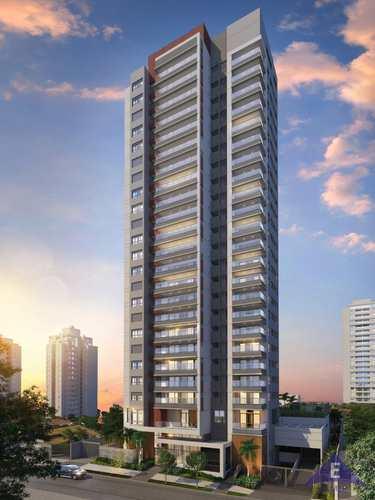 Apartamento, código 278 em São Paulo, bairro Vila Mariana