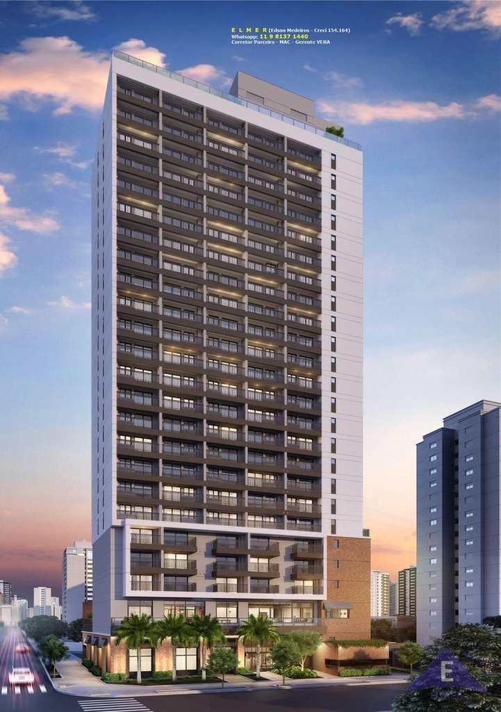 Apartamento em São Paulo, no bairro Vila Buarque