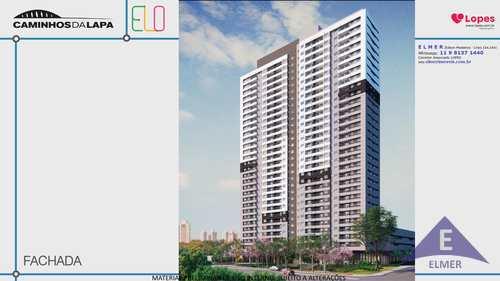 Apartamento, código 313 em São Paulo, bairro Vila Anastácio