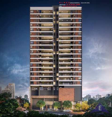 Apartamento, código 329 em São Paulo, bairro Vila Clementino