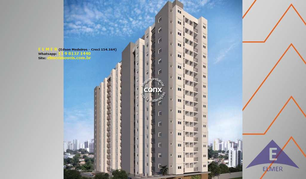 Apartamento em São Paulo, bairro Imirim