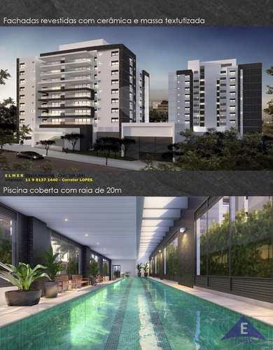 Apartamento, código 360 em São Paulo, bairro Sumaré