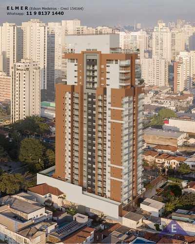 Apartamento, código 370 em São Paulo, bairro Água Branca