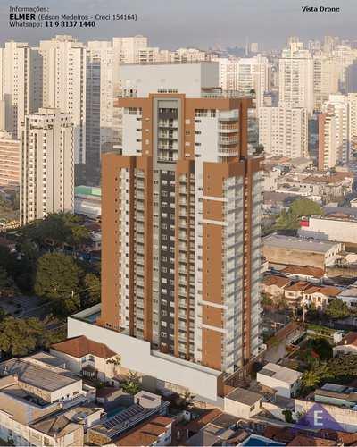 Apartamento, código 371 em São Paulo, bairro Água Branca