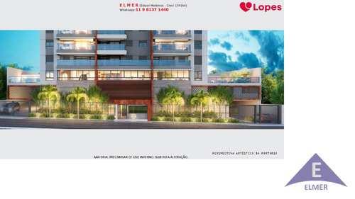 Apartamento, código 398 em São Paulo, bairro Santana