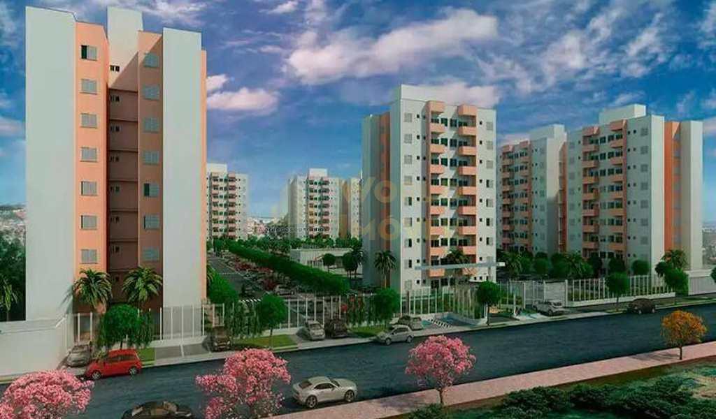 Apartamento em Uberlândia, bairro Jardim Holanda