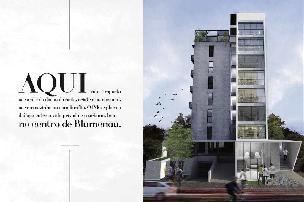 Empreendimento em Blumenau, no bairro Victor Konder