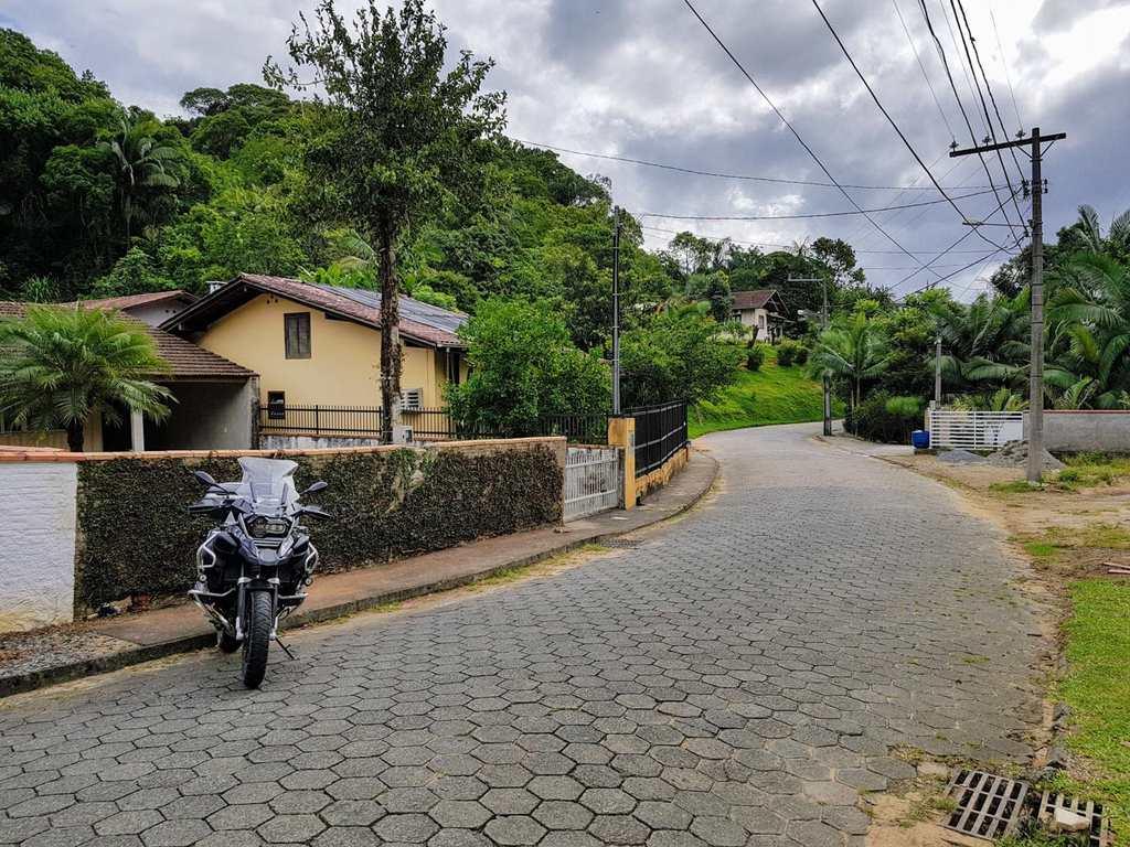 Casa em Blumenau, bairro Fortaleza