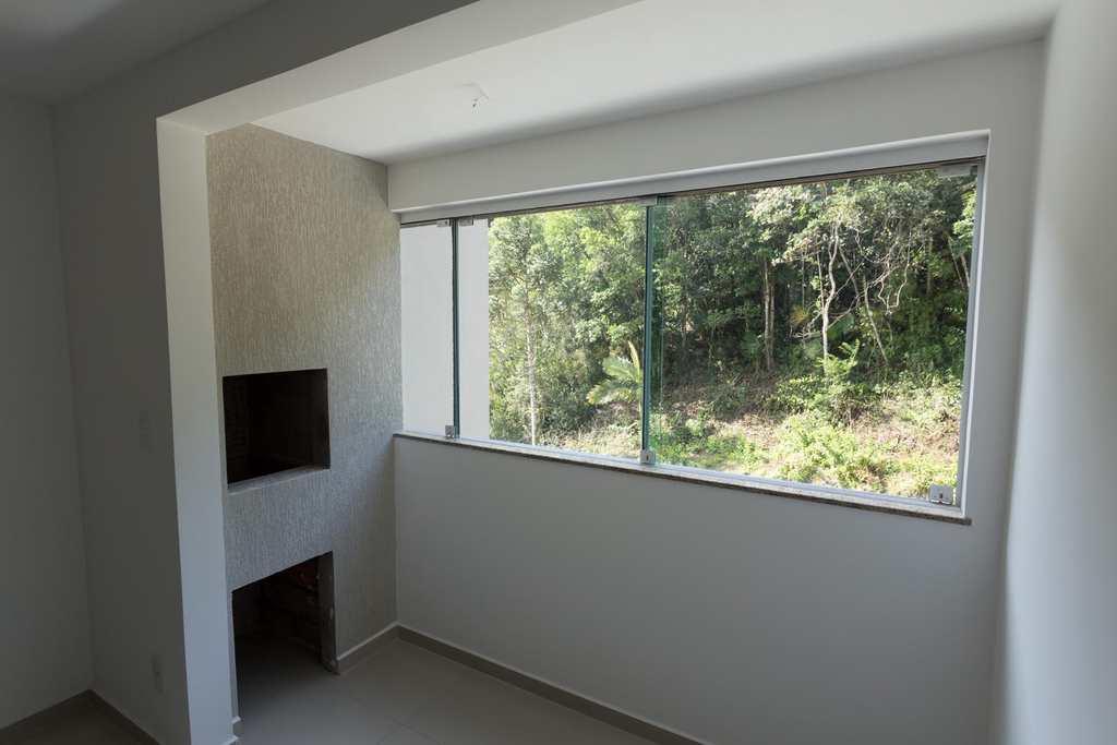 Apartamento em Blumenau, no bairro Ribeirão Fresco