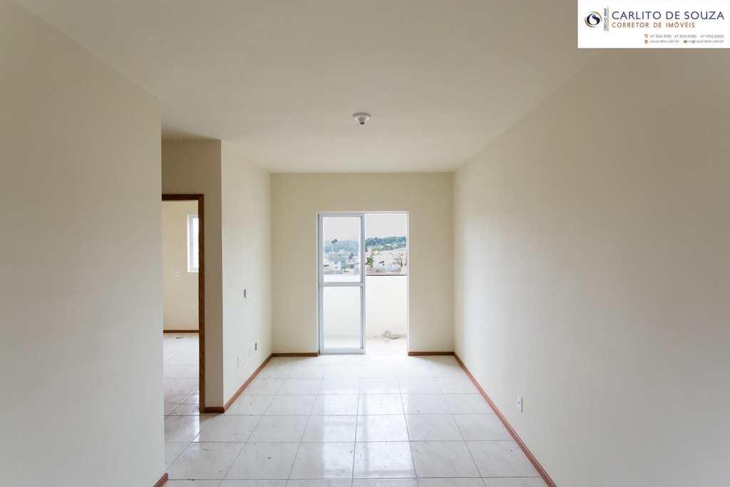 Apartamento em Blumenau, bairro Velha