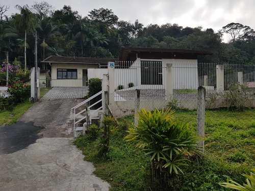 Casa, código 27 em Blumenau, bairro Garcia