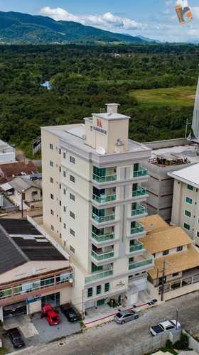 Apartamento, código 28 em Itapema, bairro Meia Praia