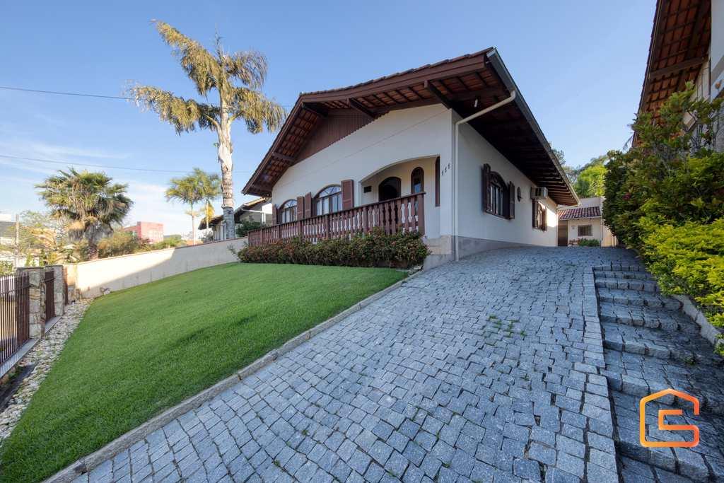 Casa em Blumenau, no bairro Vorstadt