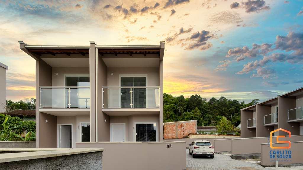 Casa de Condomínio em Blumenau, no bairro Escola Agrícola