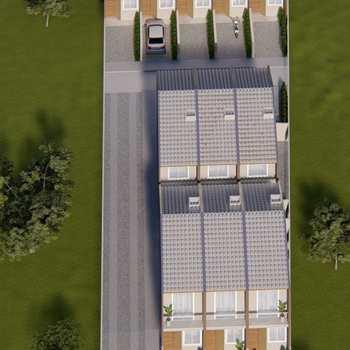 Sobrado de Condomínio em Blumenau, bairro Garcia