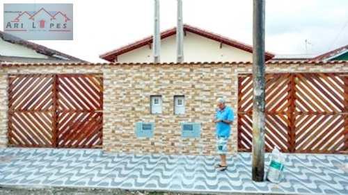 Casa, código 16 em Mongaguá, bairro Vila Seabra