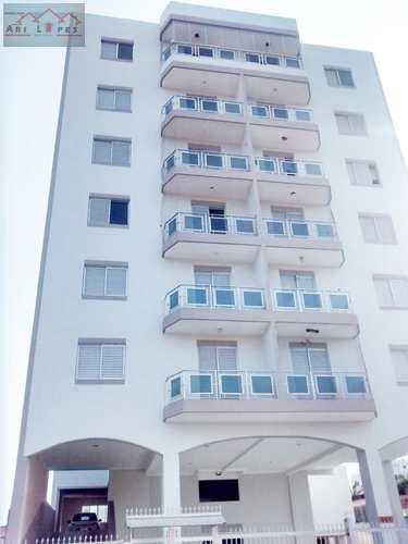 Apartamento, código 20 em Mongaguá, bairro Itaóca