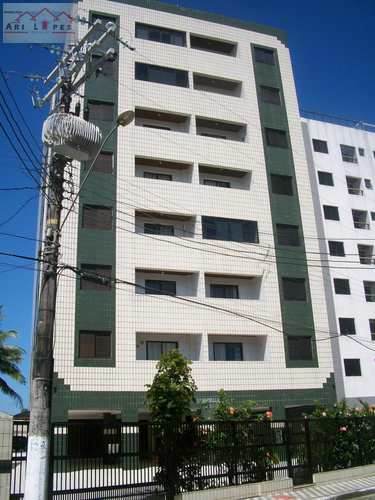 Apartamento, código 23 em Mongaguá, bairro Vila Atlântica