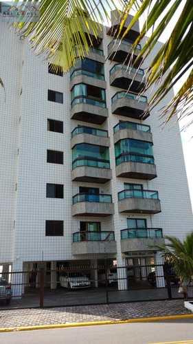 Apartamento, código 25 em Mongaguá, bairro Itaóca