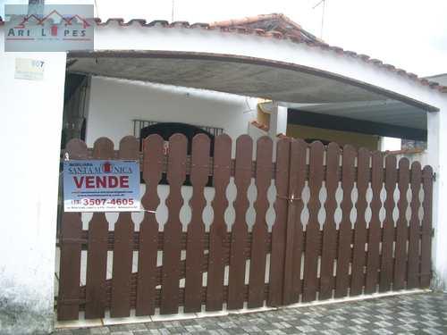 Casa, código 31 em Mongaguá, bairro Itaóca