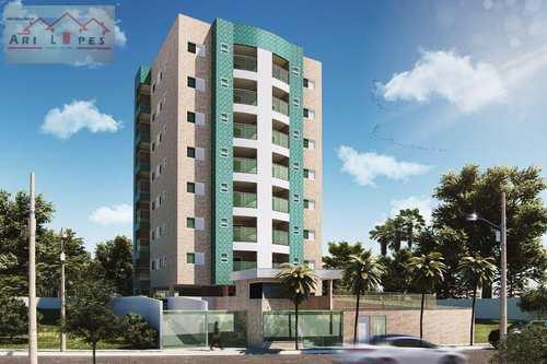 Apartamento, código 33 em Mongaguá, bairro Vila Atlântica