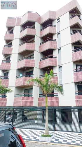 Apartamento, código 36 em Mongaguá, bairro Balneário Regina Maria
