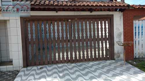 Casa, código 43 em Mongaguá, bairro Balneário Santa Eugênia