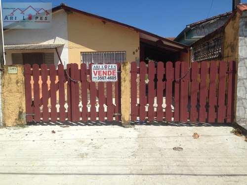 Casa, código 48 em Mongaguá, bairro Balneário Itaguai