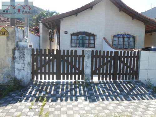Casa, código 49 em Mongaguá, bairro Balneário Itaóca