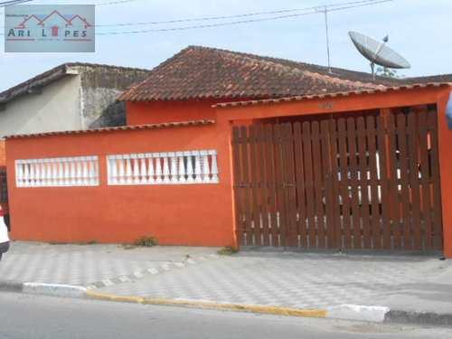 Casa, código 51 em Mongaguá, bairro Balneário Regina Maria