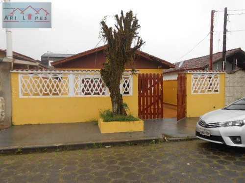 Casa, código 52 em Mongaguá, bairro Itaóca