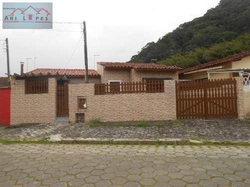 Casa, código 54 em Mongaguá, bairro Itaóca