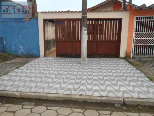 Casa, código 56 em Mongaguá, bairro Itaóca
