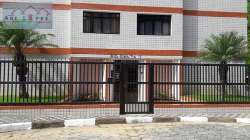 Apartamento, código 57 em Mongaguá, bairro Centro