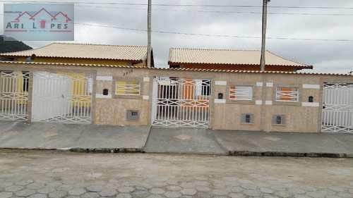 Casa, código 58 em Mongaguá, bairro Jussara